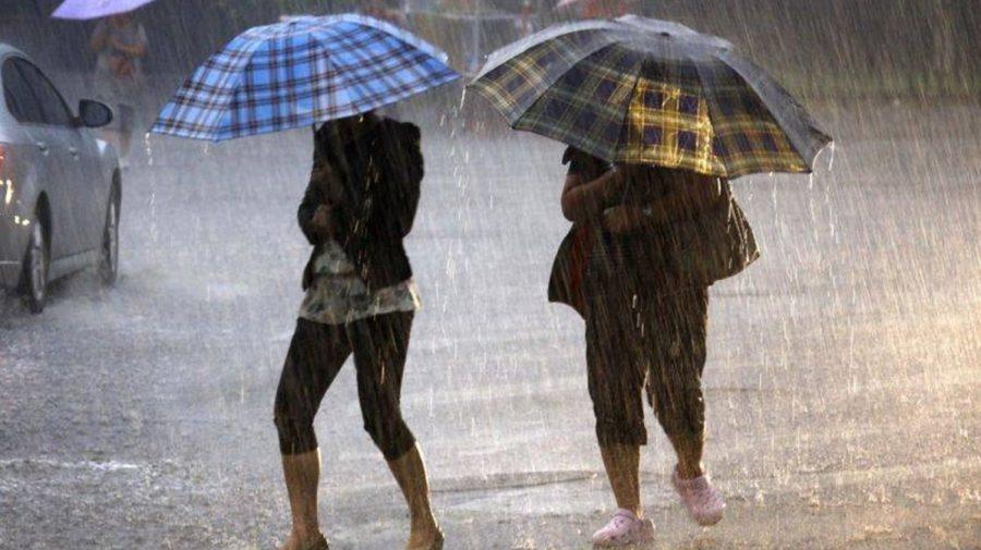 ALERTĂ! Moldova, între ploi abundente și caniculă! Meteorologii anunță vijelie puternică pentru luni