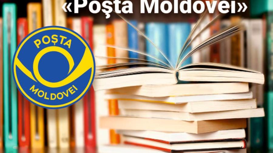 """""""Poșta Moldovei"""" donează 155 de cărți bibliotecilor din țară. Despre ce lucrări este vorba"""