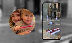 VIDEO O tânără din Moldova a surprins un protest la Barcelona. Motivul acestuia este tulburător!