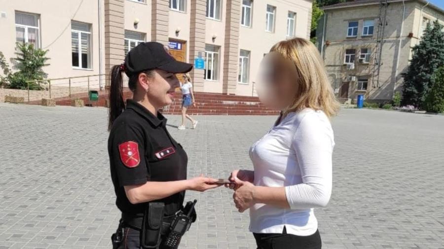 Cât pe ce să rămână fără dispozitiv. Carabinierii au ajutat-o să-și recupereze telefonul mobil