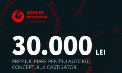 Concurs pentru elaborarea identității vizuale de Ziua Națională a Vinului. Care este termenul de înscriere