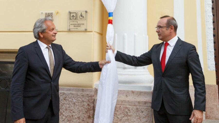 Republica Moldova a deschis primul post consular onorific în Ungaria, la Nyírbátor
