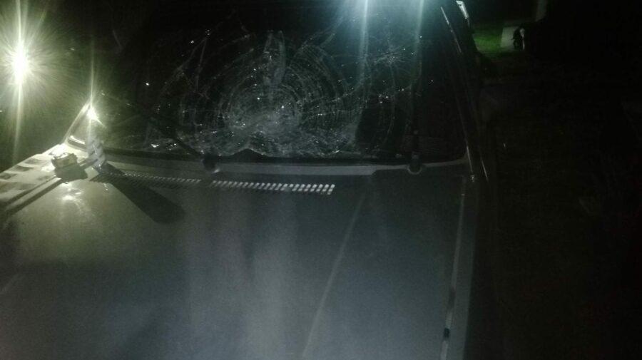 Un polițist de 26 de ani, beat la volan, a ucis o femeie în Dondușeni și a fugit de la fața locului
