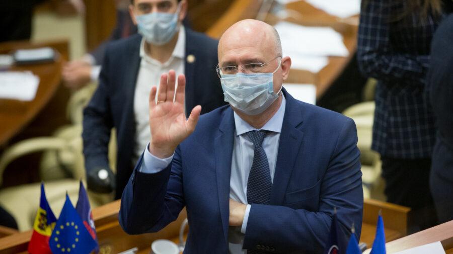 Lideri de partid – NU, membri – DA. Filip, despre posibilitatea altor politicieni de a se regăsi în Guvernul PAS