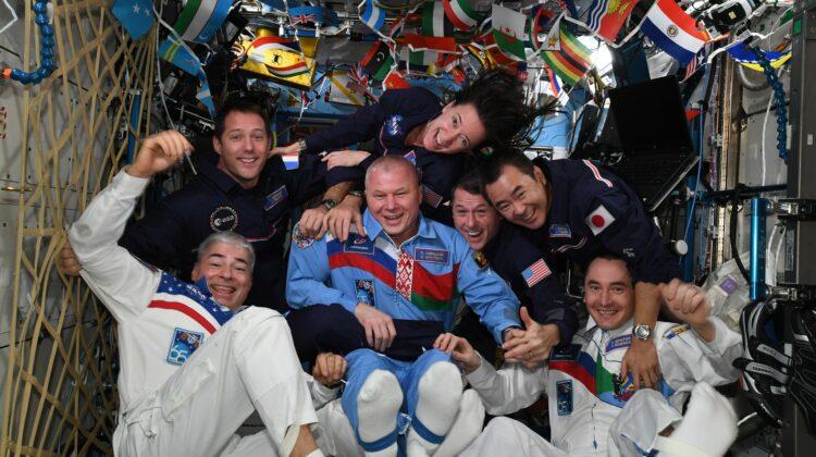 Imagini fenomenale! Drapelul Republicii Moldova a ajuns în cosmos. Cum a fost posibil?