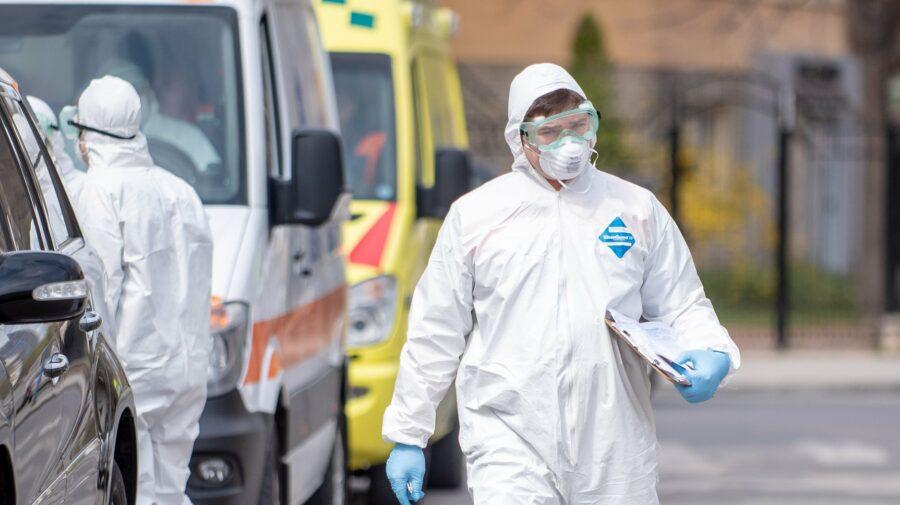 Explozie de cazuri noi de coronavirus. În 24 de ore – 141 de cazuri și trei decese