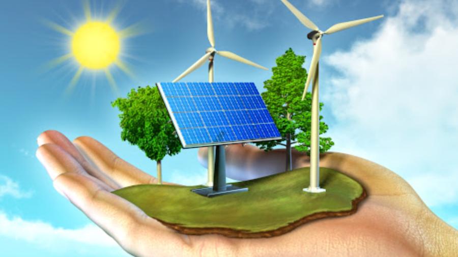 FRUNTAȘĂ! Energia din SURSE regenerabile, înaintea celei din combustibilii fosili