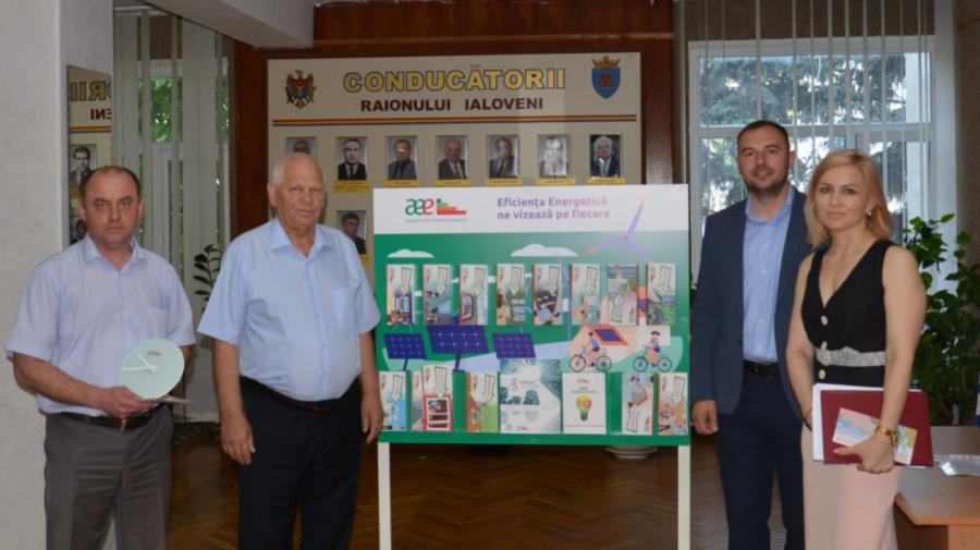 Bilanțul campaniei de informare lansată de AEE: Au fost distribuite peste 20 de mii de materiale informative