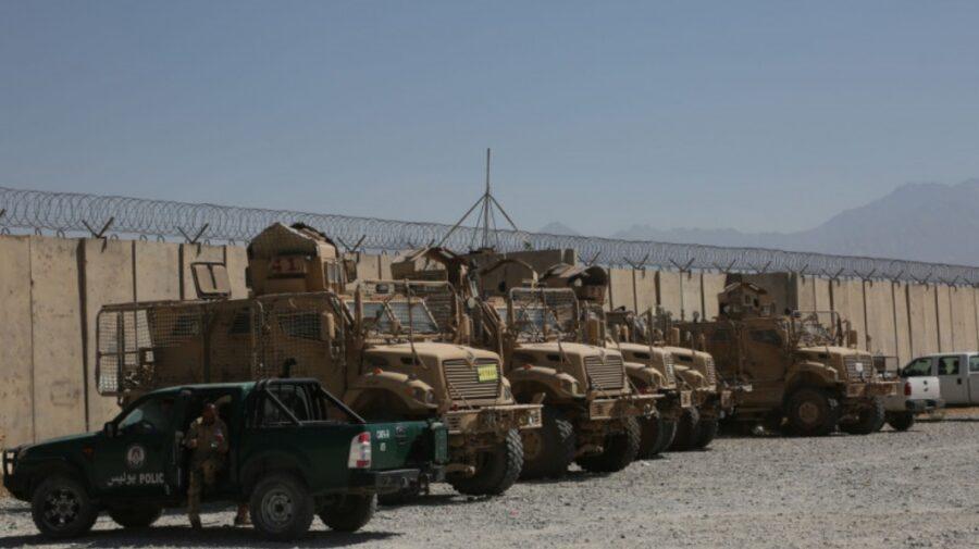 Americanii susțin că afganii au cu ce să-și apere țara în fața talibanilor, după retragerea misiunii internaționale