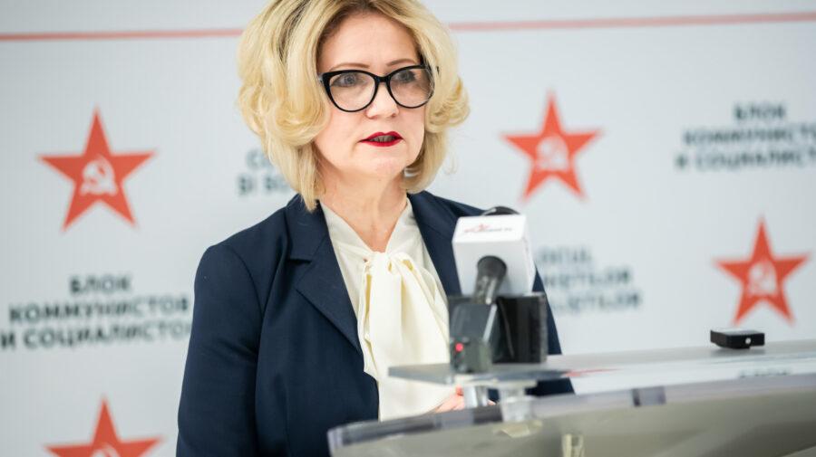 Nu are replică. Alla Darovannaia așteaptă să primească decizia judecatei și după va reacționa la anunțul Alei Nemerenco