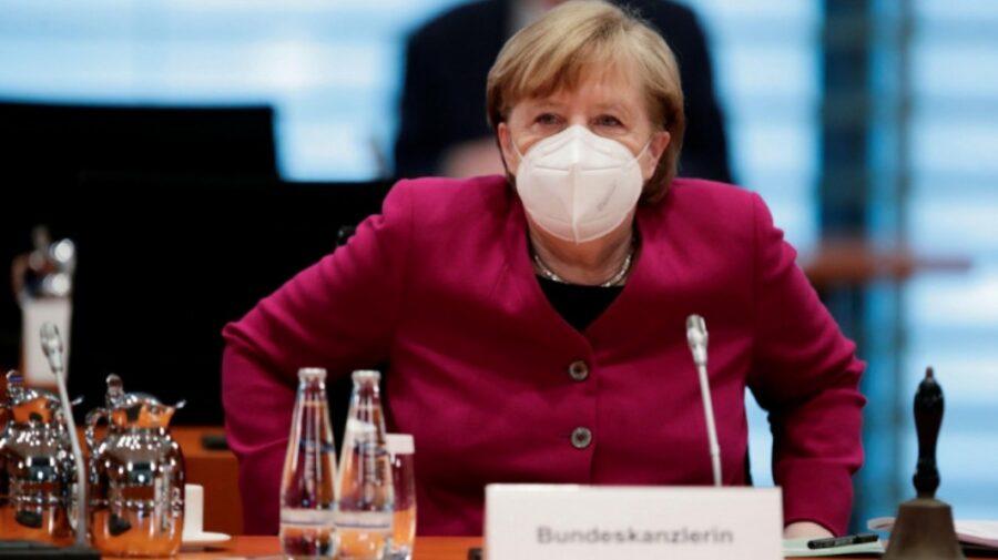 Angela Merkel se opune vaccinării obligatorii în Germania