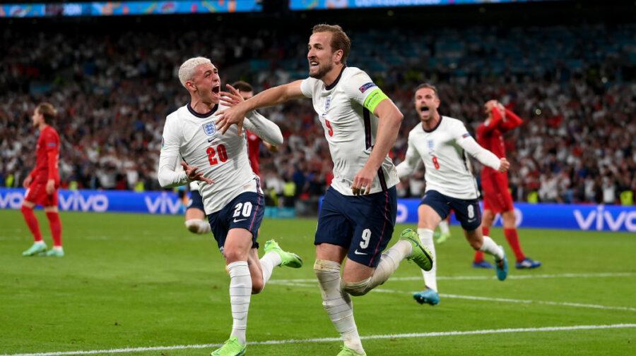 """Meci controversat între Anglia-Danemarca! Englezii sunt în finala EURO 2020, dar cu critici dure. """"Nu glumiți cu noi!"""""""