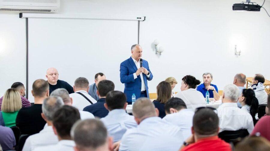 ULTIMA ORĂ! PSRM și PCRM vor participa în bloc, ca la parlamentare, la alegerile din Găgăuzia