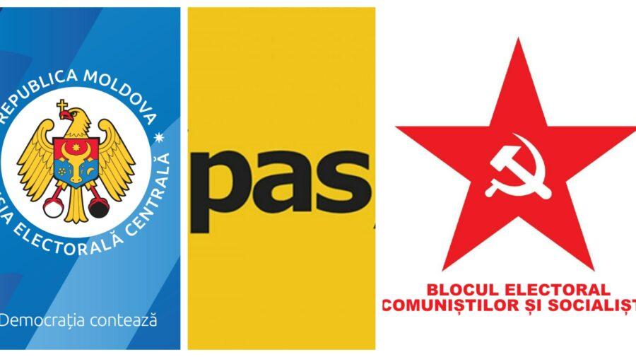 Fără rezultat! Sesizarea BECS împotriva PAS privind pliantele electorale, respinsă de CEC