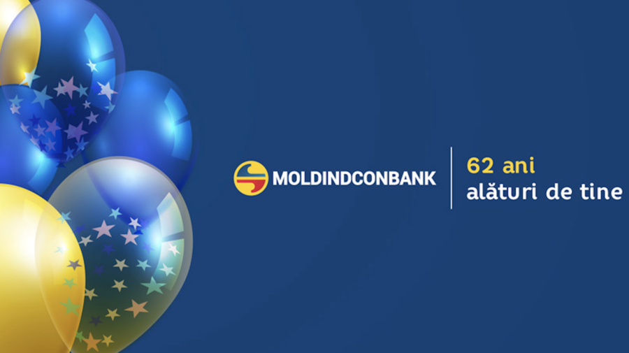 Moldindconbank, de 62 de ani alături de tine