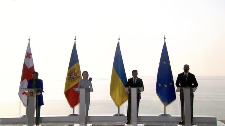 """Dionis Cenușa: Aprofundarea diferențelor în Parteneriatul Estic și apariția """"Trio-ului"""" pan-european"""
