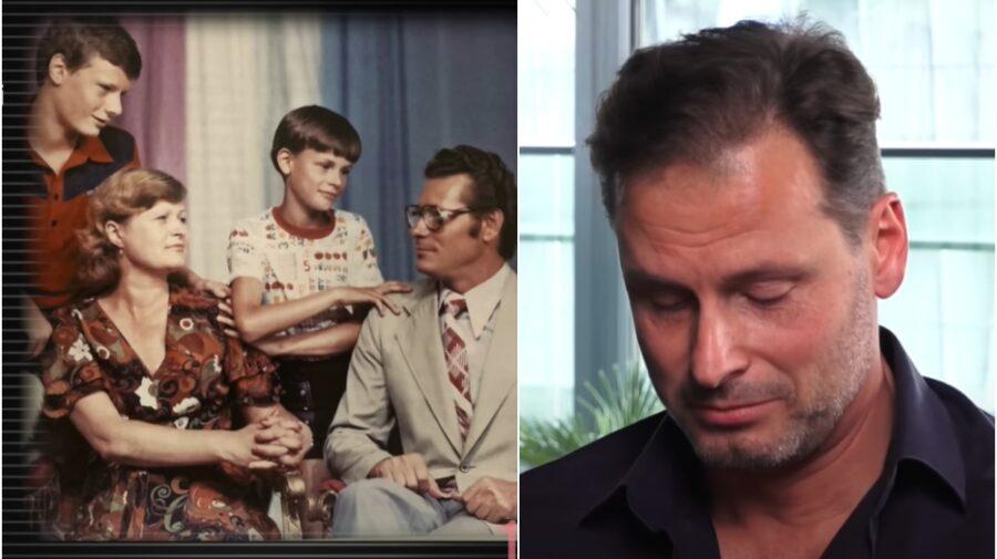 VIDEO Durere! Chiril Lucinschi povestește despre mama sa și abia își stăpânește lacrimile!