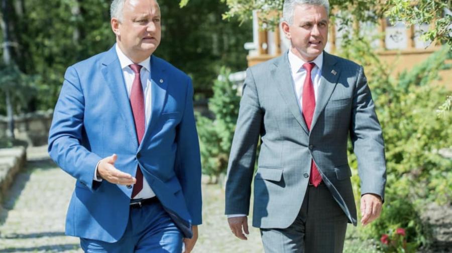 Igor Dodon planifică să cheltuie în ziua alegerilor peste 1 mln. de euro pentru voturile din Transnistria