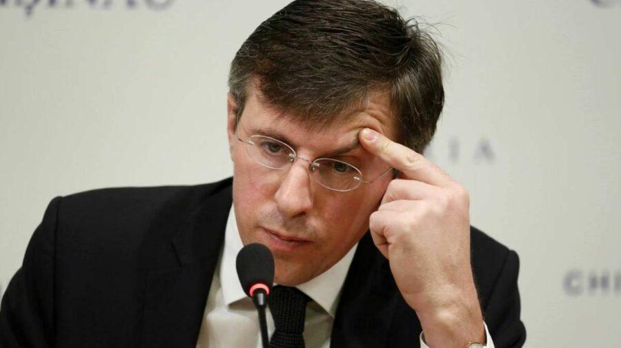 """Dorin Chirtoacă s-a încurcat în alegeri. Cere scoaterea din cursa electorală a BECS din scrutinul """"prezidențial"""""""