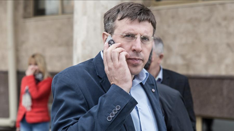 DOC Chirtoacă a primit interdicție pe trei ani în regiunea transnistreană. A fost întors chiar de pe podul de la Rezina