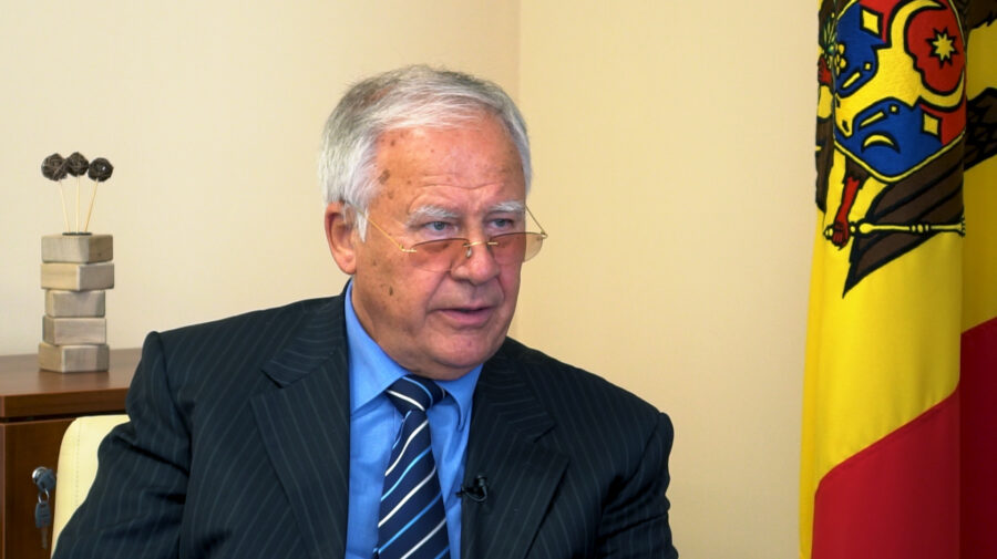 VIDEO Dumitru Diacov spune ce trebuie să facă cele 18 partide care au acumulat în alegerile anticipate sub 2%