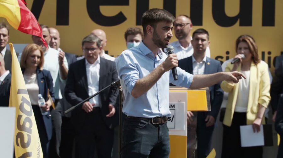 Cel mai tânăr deputat din viitorul Parlament are 22 de ani! Tot ce trebuie să știi despre Eugeniu Sinchevici