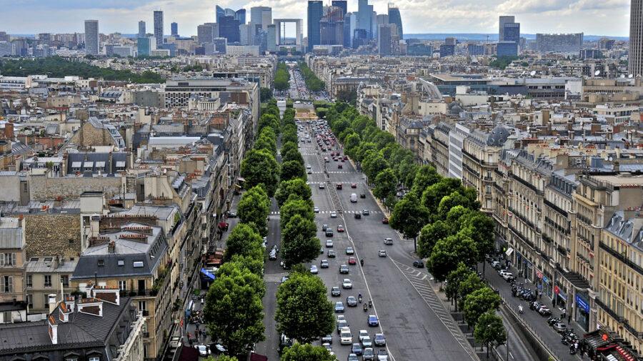 Nu este o glumă! Din 30 august, în tot Parisul se va circula cu 30 km/h