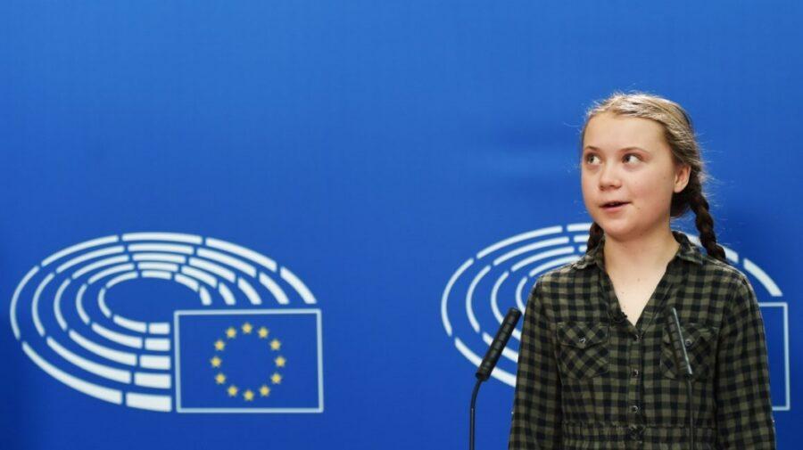 """FOTO Greta Thunberg s-a vaccinat anti-Covid-19: """"Când ţi se oferă un vaccin, nu ezita. Salvează vieţi"""""""