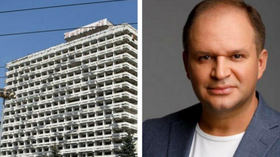 Ion Ceban: Hotelul Național este un focar al oamenilor străzii, prostituției, drogurilor și tentativelor de suicid