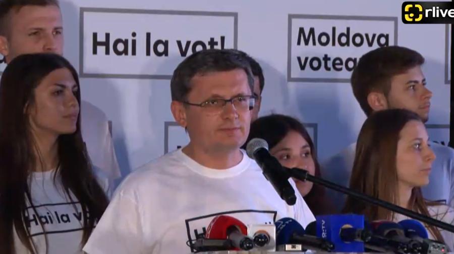 Igor Grosu, după încheierea procesului de vot: Cel mai mare sondaj pentru mine sunt rezultatele finale