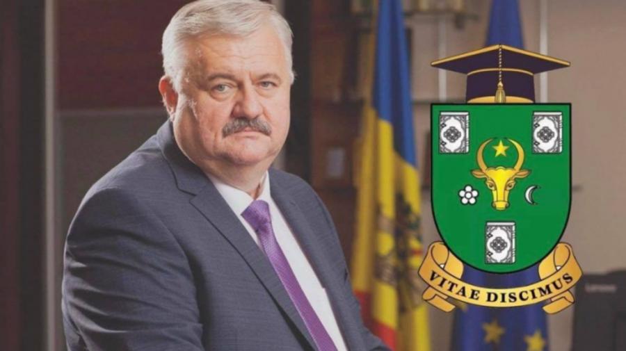 100 de zile de activitate ale rectorului USM, dr. conf. univ. Igor Șarov:  Succesul – cultură a încrederii!