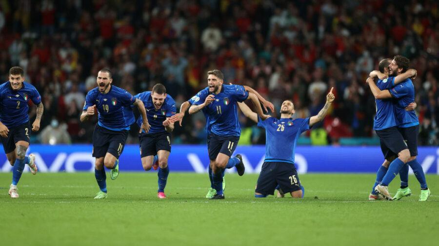 Italia – prima echipă calificată în finală la EURO 2020. A fost un meci spectaculos!