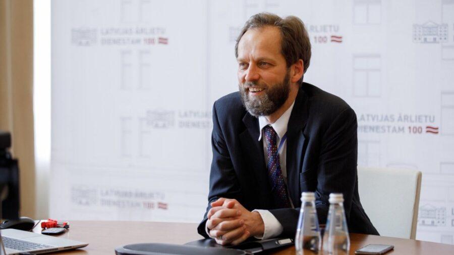 Prima declarație a viitorului Ambasador al UE în Republica Moldova, Janis Mazeiks
