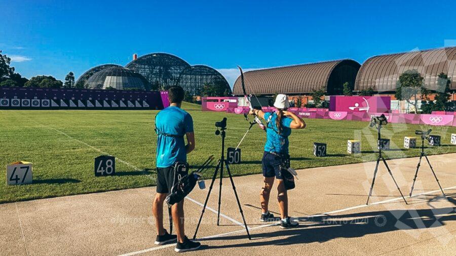 Jocurile Olimpice de la Tokyo se deschid azi oficial. Dan Olaru și Alexandra Mîrca vor purta drapelul R. Moldova!