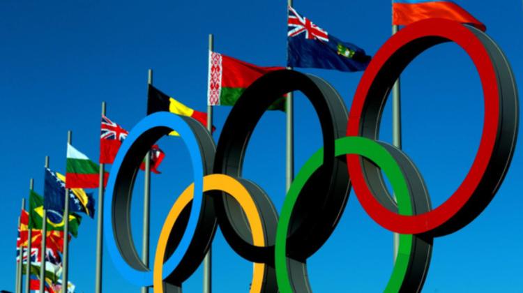 Dispreț! Publicitate la un post TV din Rusia, în momentul defilării echipei Ucrainei la Jocurile Olimpice
