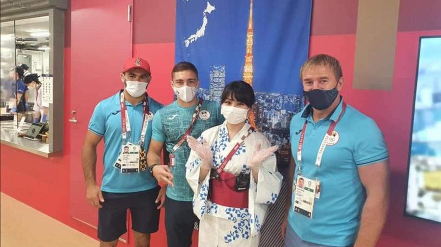 Judocanii moldoveni au aflat cine vor fi adversarii de la Jocurile Olimpice
