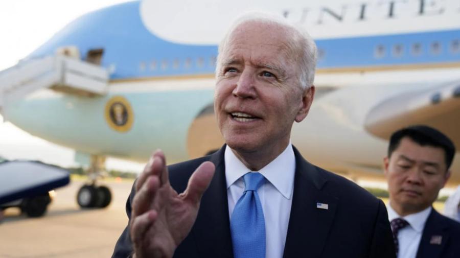 Joe Biden: Germania și SUA au căzut de acord. Rusia va fi sancționată dacă folosește energia ca armă