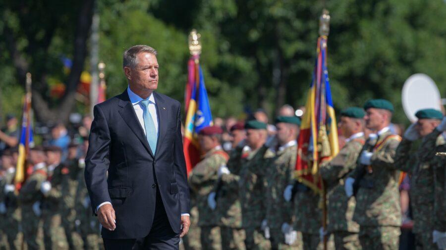 Iohannis: Misiunea României în Afganistan va rămâne în cărți ca cea mai importantă după cel de-al II-lea Război Mondial