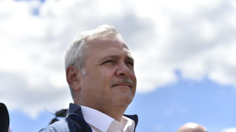 VIDEO Fostul lider român PSD, Liviu Dragnea, a ieșit din închisoare