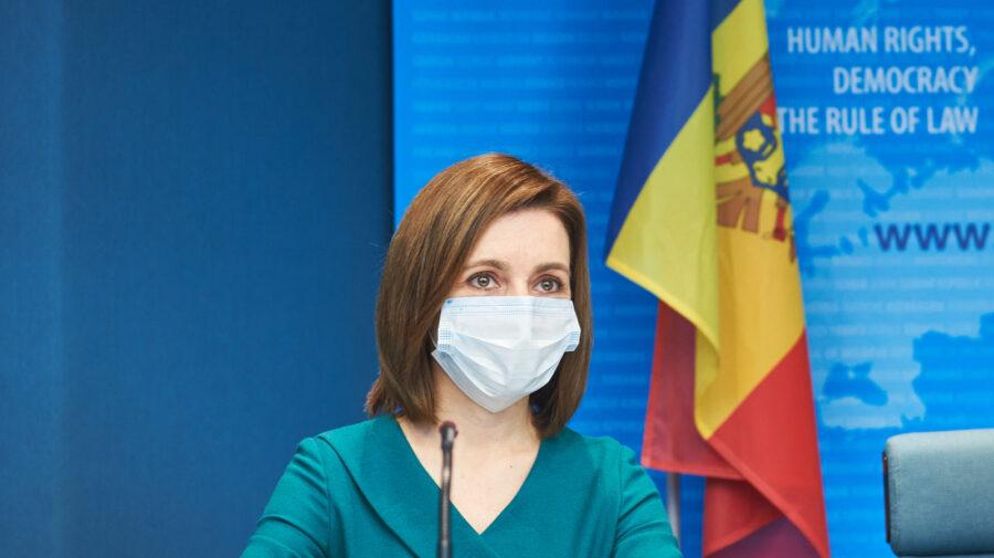 Oficial rus: Maia Sandu își manifestă interesul de a întreprinde o vizită de lucru în Rusia, însă…