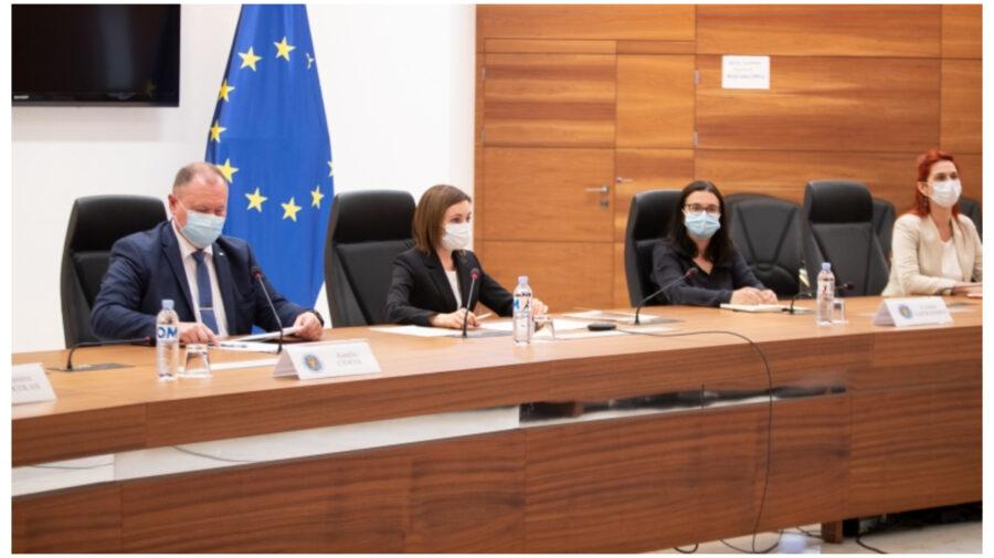 Cinci direcții de bază. Maia Sandu a prezentat prioritățile politicii externe a Președinției