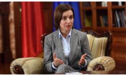 Maia Sandu a anunțat cele PATRU recomandări importante luate la ședința CSS, cu privire la criza gazelor naturale