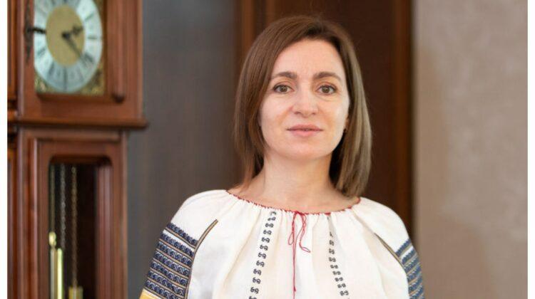 DOC ULTIMA ORĂ! Maia Sandu a semnat decretul. Luni se învestește noul Parlament
