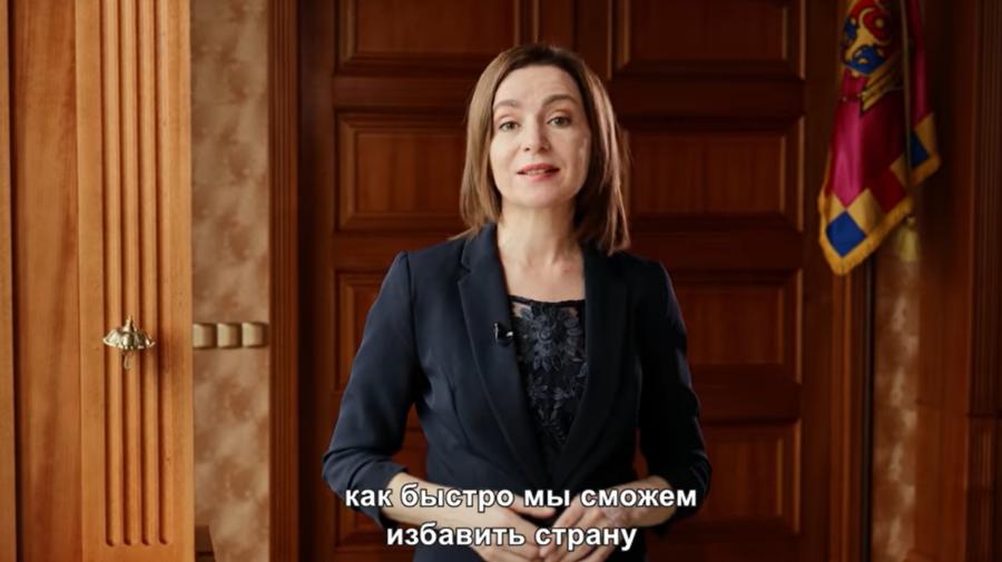VIDEO În două limbi, hai la vot. Îndemnul președintei țării către cetățeni pentru a participa la scrutin