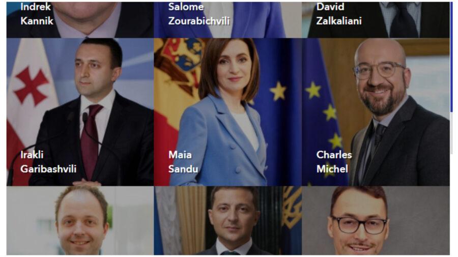 Maia Sandu va participa la Conferința internațională de la Batumi unde va susține un discurs