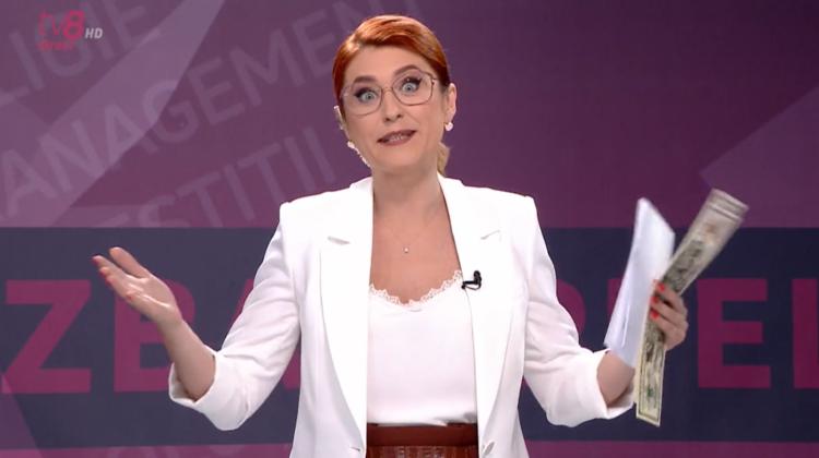 Mariana Rață pleacă de la TV8? Am avut un gând, a spus jurnalista