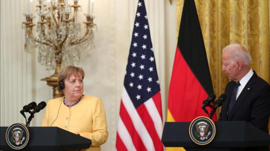 A fost publicat textul Acordului SUA-Germania, care permite finalizarea gazoductului Nord Stream 2