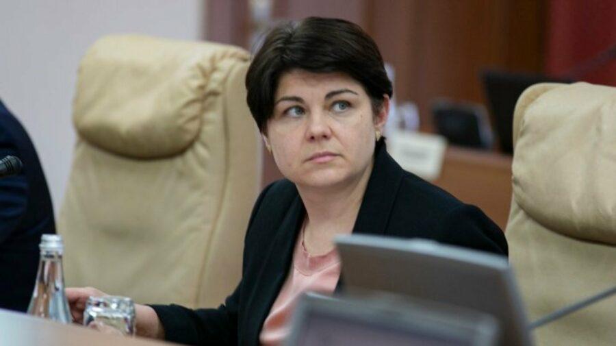 Premieră! Natalia Gavrilița – discuții aprinse cu Vadim Krasnoselski