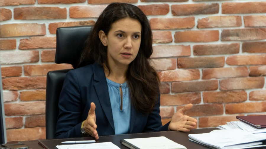 VIDEO Olesea Stamate comentează numele său pentru funcția de șefă la CNA