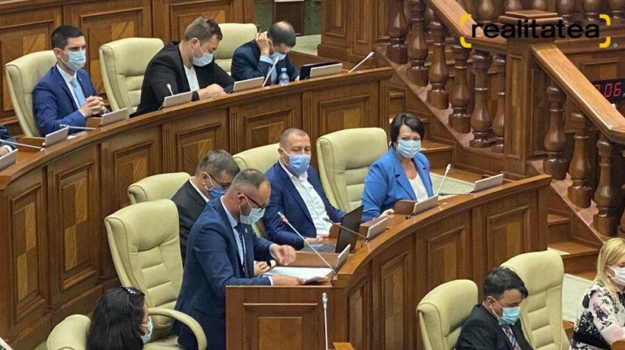 Oficial creată! PAS și-a ales președintele și vicepreședinții fracțiunii și a anunțat formarea majorității parlamentare